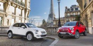 La Fiat 500X rejoint le club des petits SUV et entend s'y tailler une place de choix.