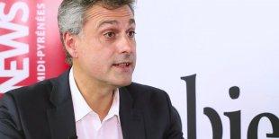 Yves Tirode, directeur digital et communication de SNCF Groupe