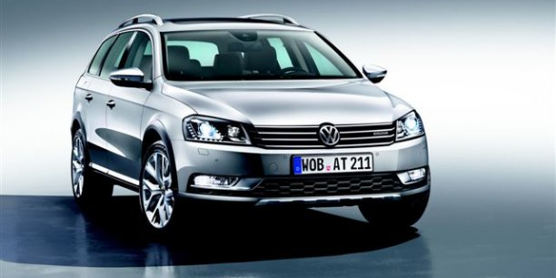 volkswagen passat alltrack la super familiale allemande. Black Bedroom Furniture Sets. Home Design Ideas