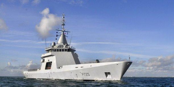 L'Egypte achète à DCNS quatre corvettes Gowind pour 1 milliard d'euros