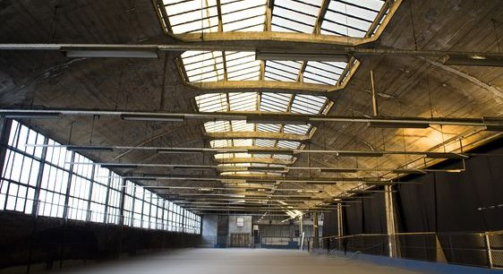 A Paris, la Halle Freyssinet accueillera en 2017 plus de 1.000 start-up. REUTERS.