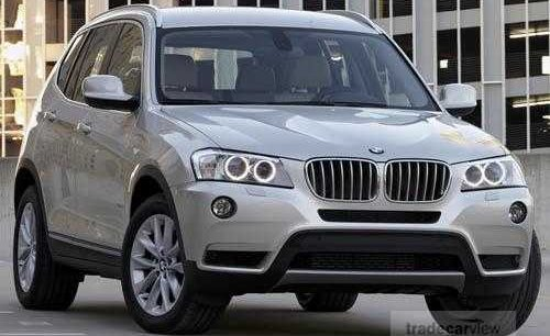 bmw x3 le c l bre 4x4 allemand existe en version de. Black Bedroom Furniture Sets. Home Design Ideas