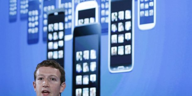 Mark Zuckerberg. Copyright Reuters