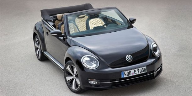 volkswagen coccinelle cabriolet le charme r tro plein. Black Bedroom Furniture Sets. Home Design Ideas