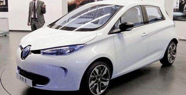 La Renault Zoé électrique est fabriquée à Flins... au compte-gouttes