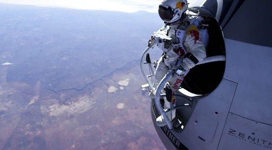 7 millions de personnes ont suivi en direct la chute de 39.000 mètres de l'Autrichien Felix Baumgartner.