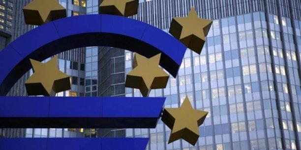 La BCE doit faire face à une offensive allemande contre sa politique.