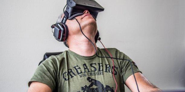 Les lunettes Oculus Rift vont permettre de plonger dans un jeu vidéo de manière totalement immersive.