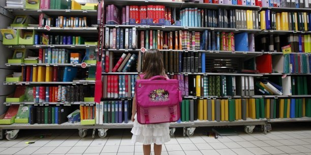 La rentr e scolaire fait les choux gras des industriels de for Papeterie bureau