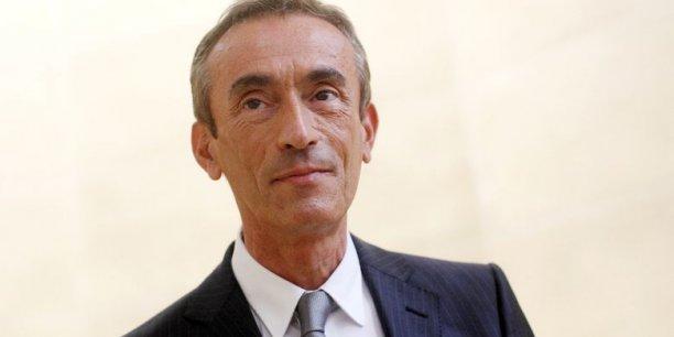 Jean-Ludovic Silicani, dont le mandat arrive à terme le 3 janvier, tenait ce jeudi soir sa réception de départ à la Sorbonne.