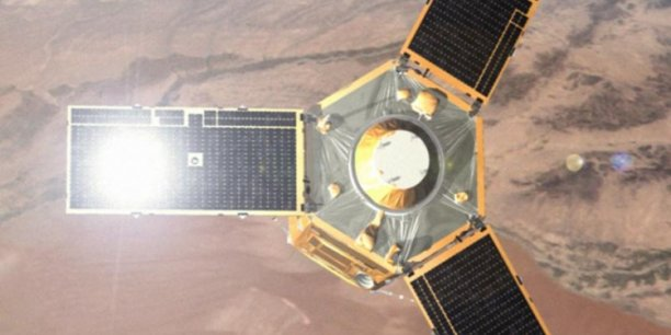 "L'Egypte attendra 2016 pour commander deux satellites ""Made in France"""