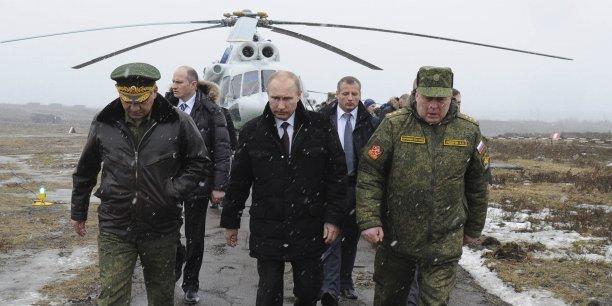 """""""Les tentatives de prendre des sanctions contre la Russie mèneront au krach du système financier américain"""", assure un conseiller du Kremlin. (Reuters/Mikhail Klimentyev/RIA Novosti)"""