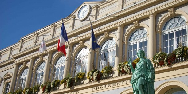 En 2008, la dette de la ville était constituée à 70 % d'emprunts toxiques. ©Yann Petiteaux