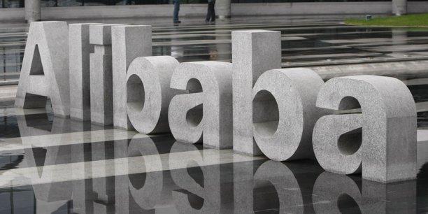 La valeur et le nombre des titres introduits en Bourse par Alibaba n'ont pas été précisé. (Photo : Reuters)