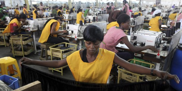 Les négociations sont longuement restées bloquées sur la taille du marché à libéraliser: l'Union européenne plaidait pour la libéralisation de 80%, la Cédéao pour 70%. (Reuters/Akintunde Akinleye)