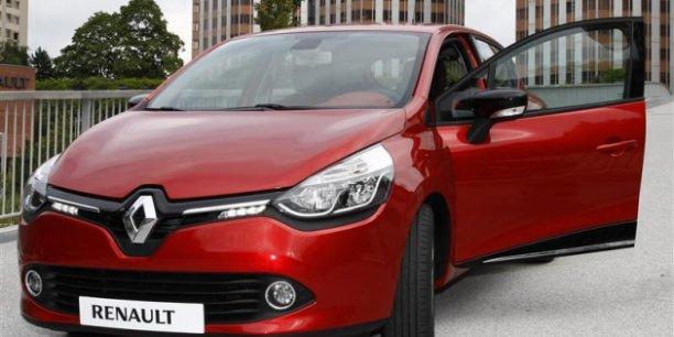 La Clio IV, la plus vendue en France, est produite majoritairement en Turquie