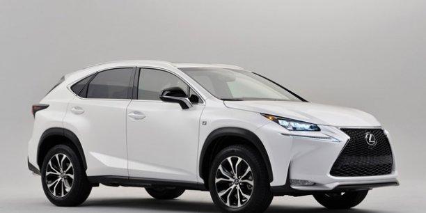 Lexus Toyota Lance Un Nouvau Quot Suv Quot Haut De Gamme Hybride