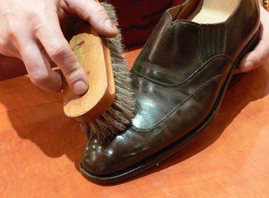 Hollande le manuel de sa bo te outils - Comment cirer ses chaussures sans cirage ...