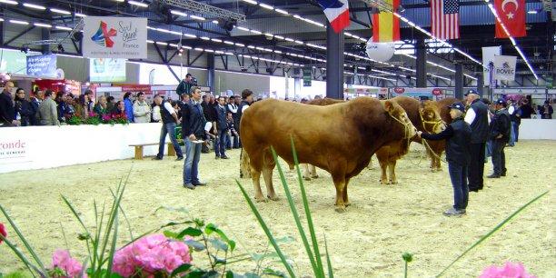 Bordeaux ceb va t il perdre le salon de l agriculture - Salon de l agriculture machine agricole ...