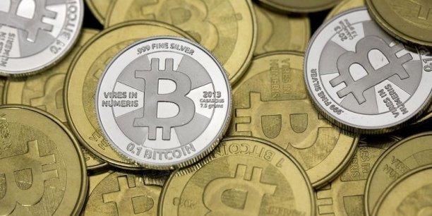 En trois ans à peine, le cours du bitcoin est passé de moins de 1 dollar - en février 2011 - à un pic de 1.240 dollars, en novembre 2013. REUTERS.