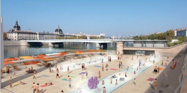 L 39 agence d 39 urbanisme de lyon change de nom for Tarif piscine du rhone
