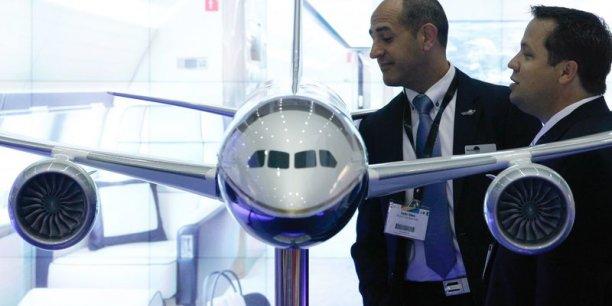 Dans l'aéronautique, l'activité devrait augmenter de 4% cette année