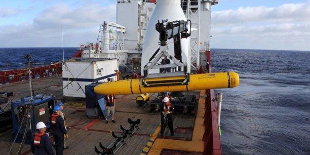 """A moins d'une """"nouvelle preuve crédible"""" d'ici à la fin des opérations en cours, les recherches (dans la zone de 120.000 km2 déterminée au large des côtes ouest de l'Australie) seront """"suspendues""""."""