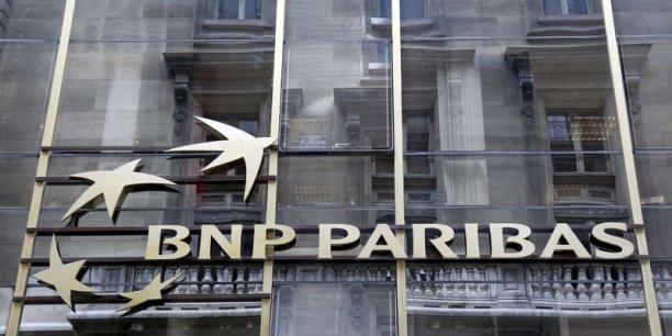 entreprises finance banques trib etats unis bnp paribas aurait trouve un accord a  milliards de dollars