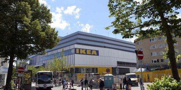 Ikea poursuit ses investissements et pr voit d 39 ouvrir un magasin dans paris - Magasin suedois paris ...