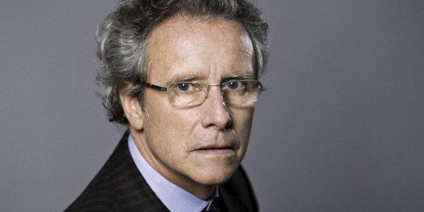 Olivier Mousson, président de la Société d'Encouragement pour l'Industrie Nationale - Photo SEIN