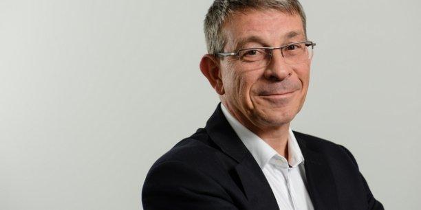 Jean-Michel Bérard, fondateur d'Esker, est président du Clust'R Numérique depuis avril 2015.