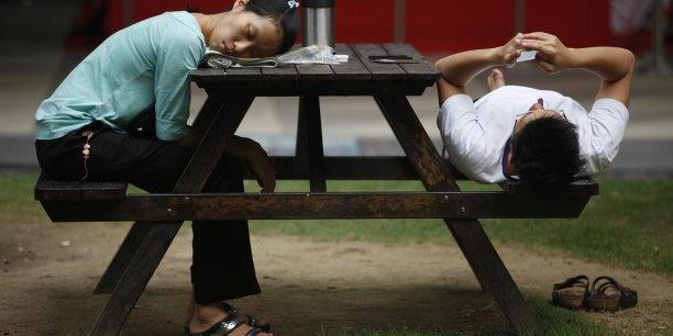 47% des DAF considèraient fin 2013 qu'une sieste de moins de 20 minutes est plutôt envisageable. 17% d'entre eux pensaient même qu'elle est acceptable. (Photo: Reuters)