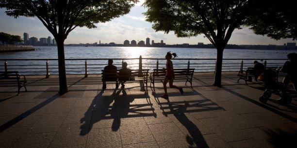 Une douzaine de bancs va être prochainement installée à Boston (Photo : Reuters)