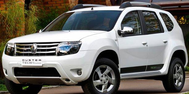 Le Duster, le véhicule le plus vendu de Renault