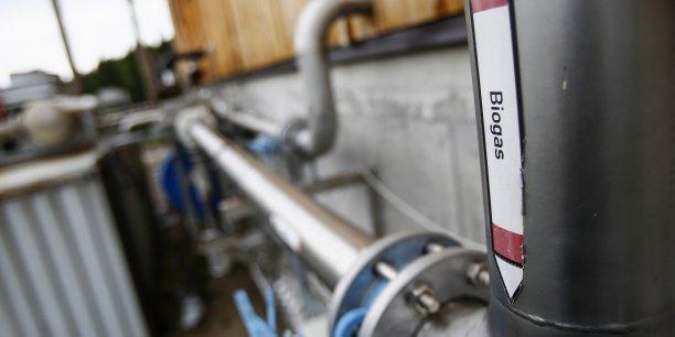 Parmi la batterie de moyens prévus pour réduire les émissions de gaz à effet de serre, 1.500 projets de méthaniseurs seront par exemple lancés aux côtés de l'éolien et du photovoltaïque. (Reuters)
