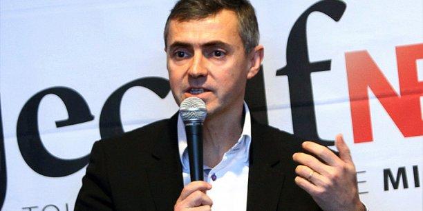 François-Xavier Desgrippes est le PDG d'Abrisud