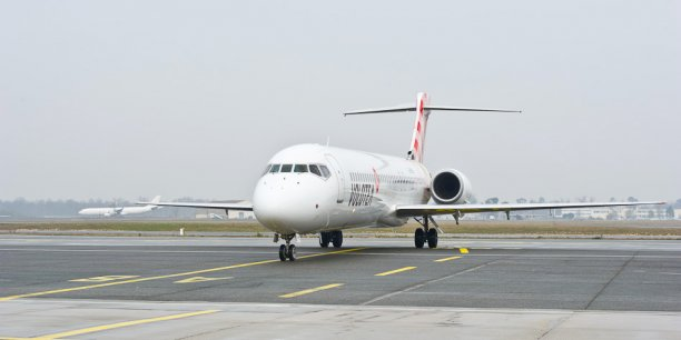 La Corse est l'une des destinations préférées des passagers de la compagnie Volotea au départ de Bordeaux.