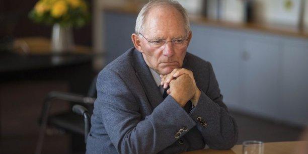 Wolfgang Schäuble est-il devenu keynésien ?