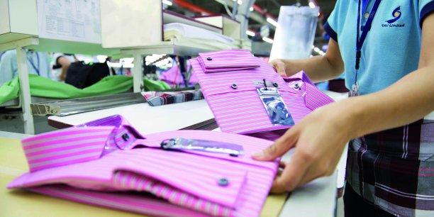 Numéro 1 mondial de la conception (haut de gamme) de collections et de la découpe de vêtements, Lectra, qui intervient sur d'autres marchés, continue à croître.
