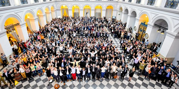 Les entrepreneurs de la mouvance French Tech avaient démontré leur engagement en réunissant 1.100 personnes en avril à la CCI de Bordeaux