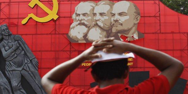 La poursuite incessante de l'accumulation du capital, essence du système capitaliste, est au point mort, selon Immanuel Wallerstein.