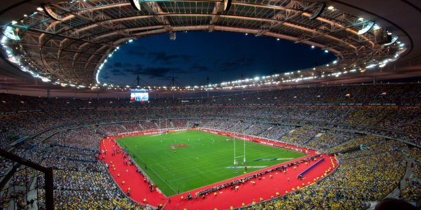 Data city quand paris devient un laboratoire g ant de la smart city - Stade de france place vip ...