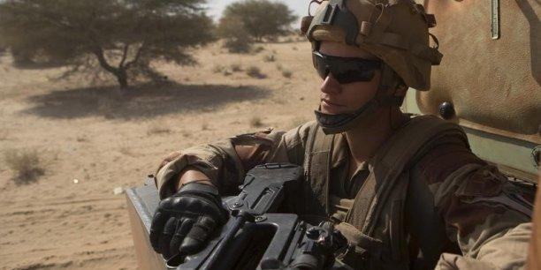 Un millier de soldats français sont toujours déployés au Mali, essentiellement dans le cadre de Barkhane