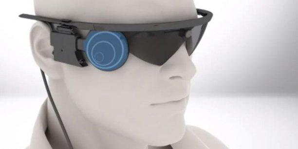 Parmi les innovations, le Second Sight restaure une partie des fonctions visuelles d'une personne non ou mal-voyante.