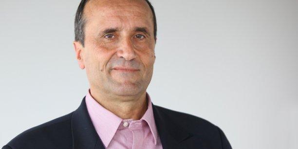 Alain Serieys, vice-président du Sicoval