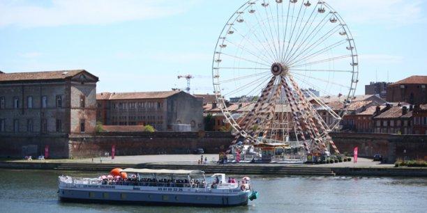 Toulouse a acceuilli 2,52 millions de nuitées hôtelières en 2015 ainsi que 6 grandes manifestations