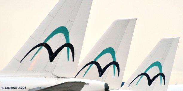 Air Méditerranée emploie 260 personnes.