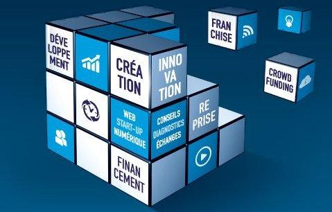 A l'occasion de la 23e édition du Salon des Entrepreneurs, un sondage révèle que plus d'un Français sur trois envisage désormais de créer son entreprise.