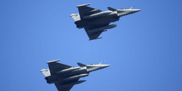 Le Rafale de Dassault Aviation a décroché sa première commande à l'export en Egypte