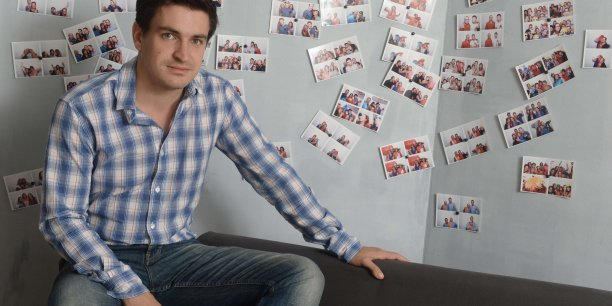 Gautier Cassagnau, co-fondateur de Geolid.